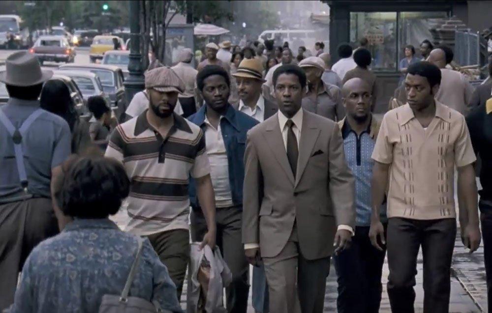 Elokuva-arvostelu American Gangster