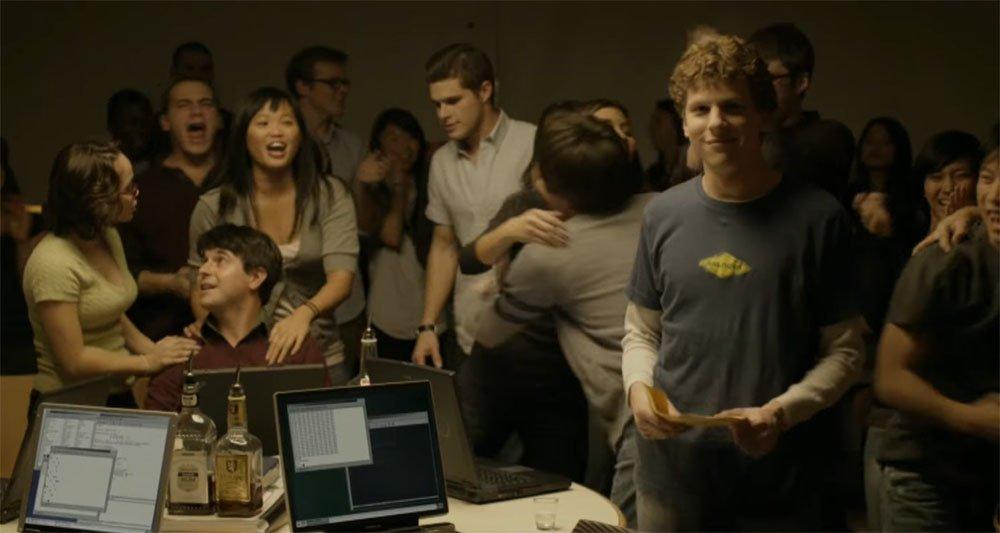 the social network elokuva-arvostelu