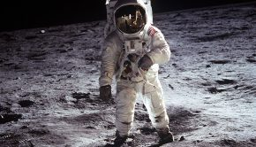 Buzz Aldrin kuukävely