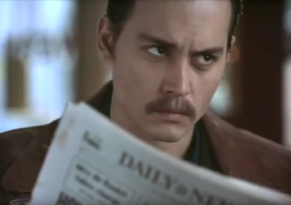 Donnie Brasco Johnny Depp