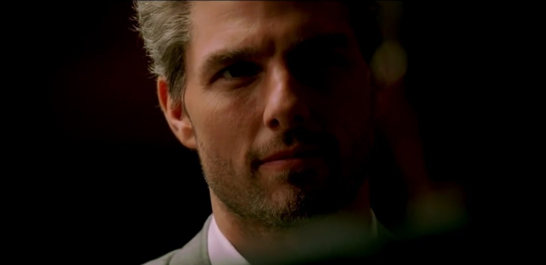 Collateral Tom Cruise