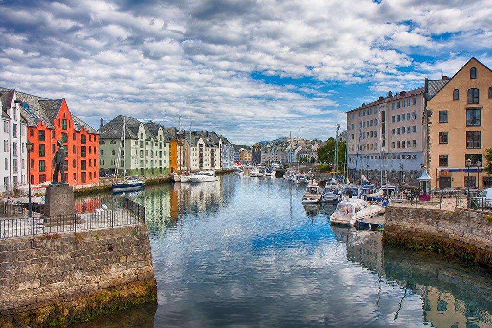Norjan historia