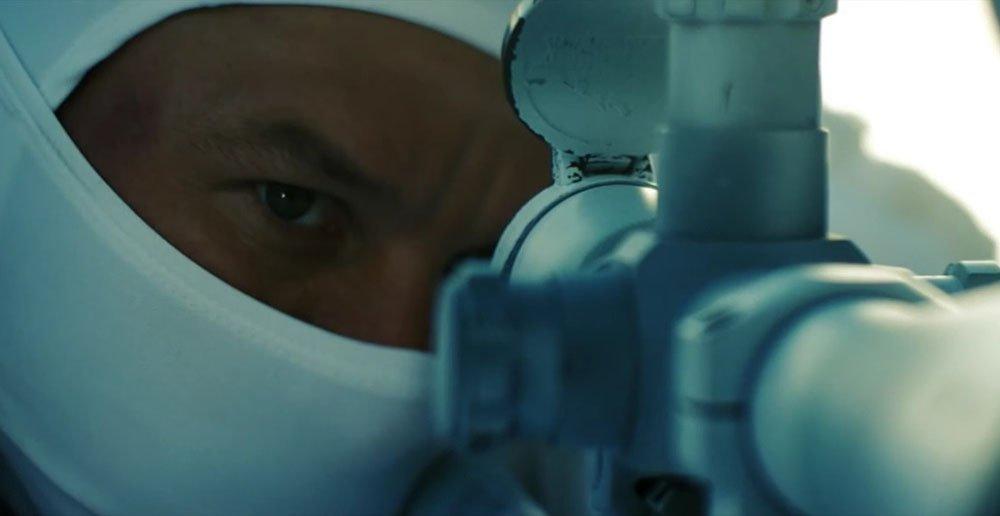 Elokuva-arvostelu Shooter (Mark Wahlberg)