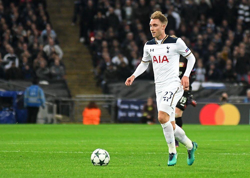 Valioliiga Tottenham Christian Eriksen