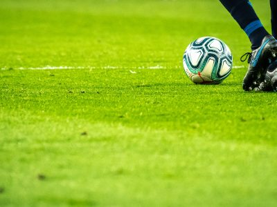 jalkapallo-pelaaja