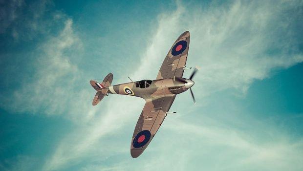 Taistelu Britanniasta - Spitfire