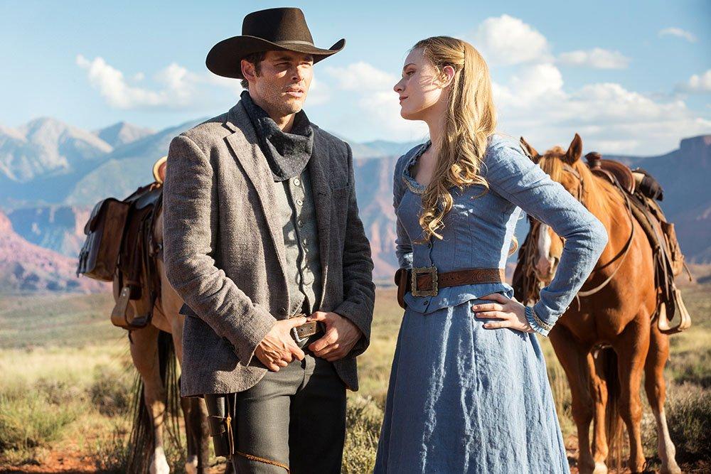 Westworld Dolores Teddy