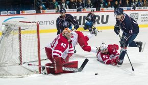 KHL vedonlyöntiopas