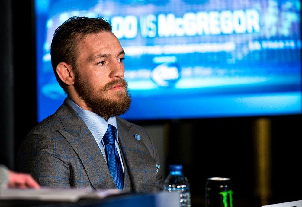 Conor McGregor UFC