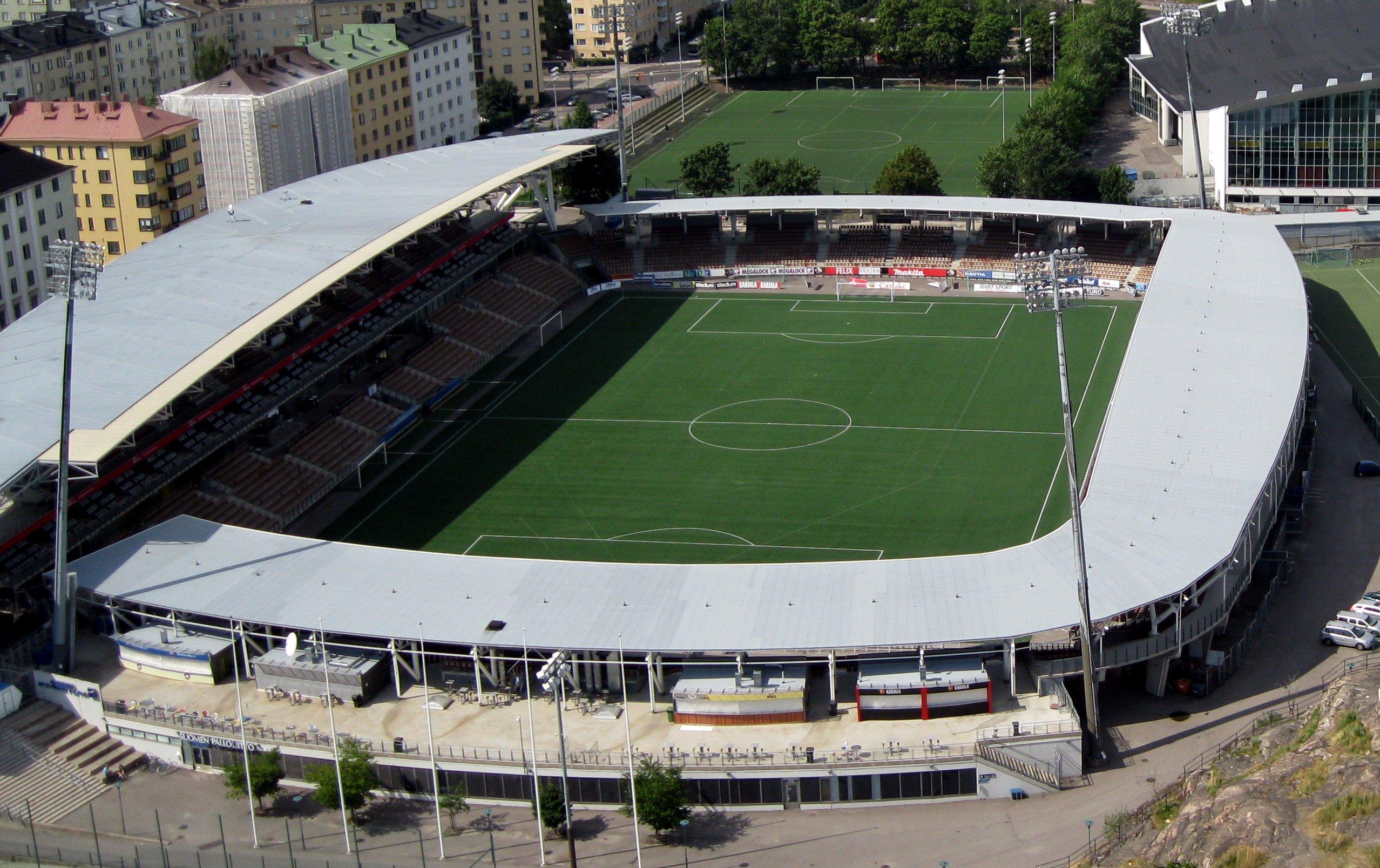 Töölön jalkapallostadion