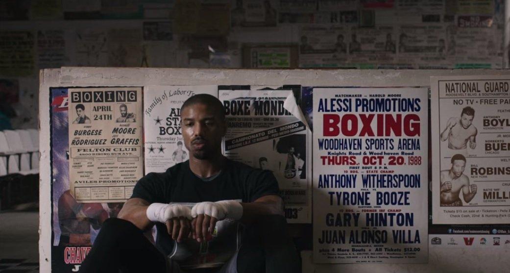 Creed elokuva-arvostelu