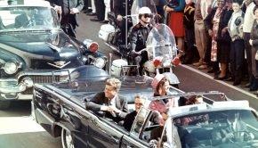 JFK - avoin tapaus - JFK:n murha