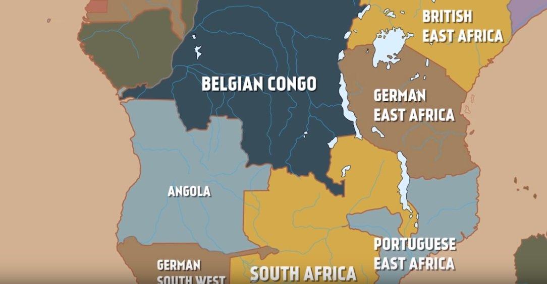 Saksan Itä-Afrikka