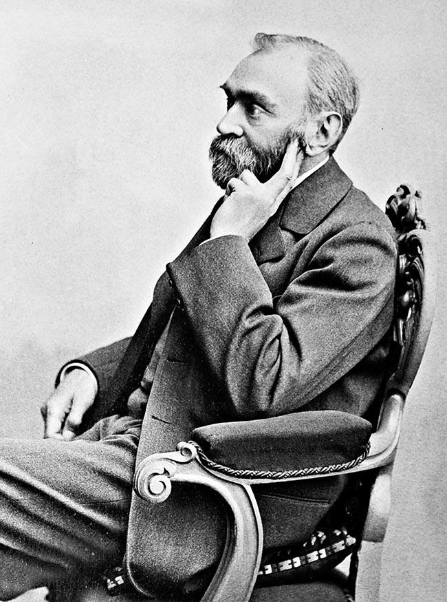 Alfred Nobel keksijä