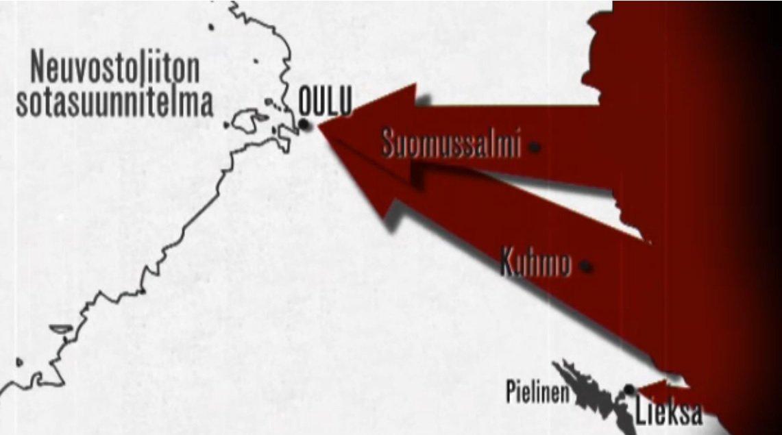Talvisota - Neuvostoliiton suunnitelma