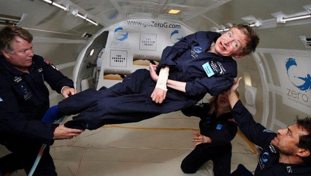 Stephen Hawking - ajan lyhyt historia
