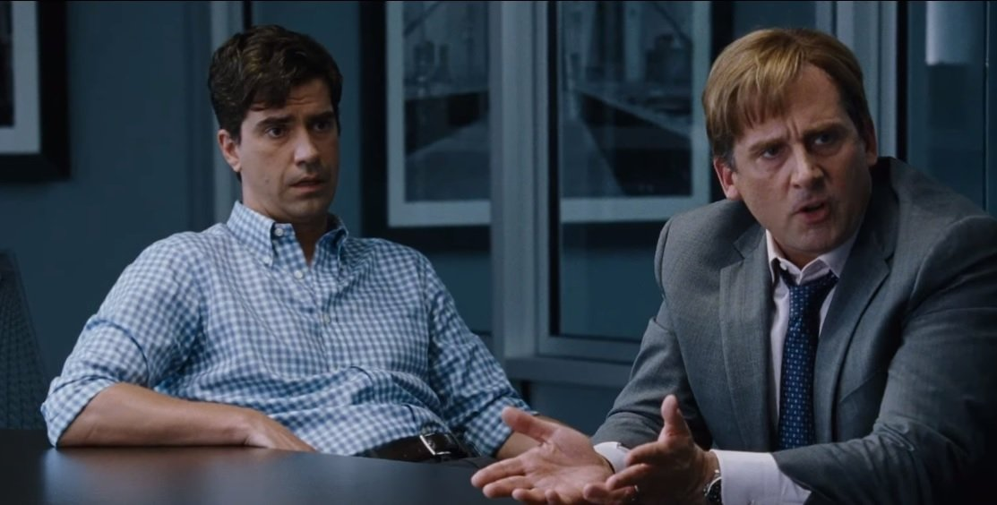 the big short arvostelu