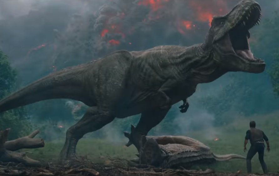 jurassic world fallen kingdom arvostelu