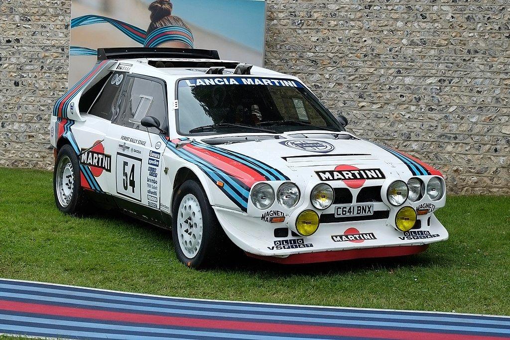 B-Ryhmä Lancia Delta S4
