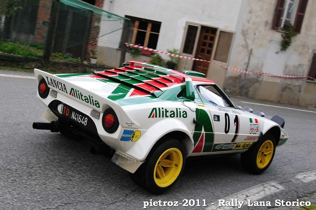 B-ryhmä Lancia Stratos