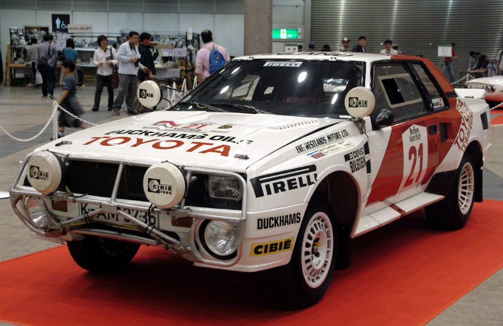 B-ryhmä Toyota Celica