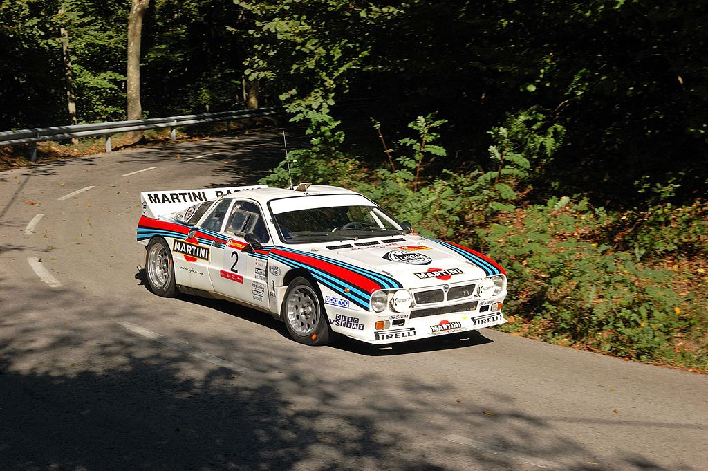 B-ryhmä Lancia 037 Rally