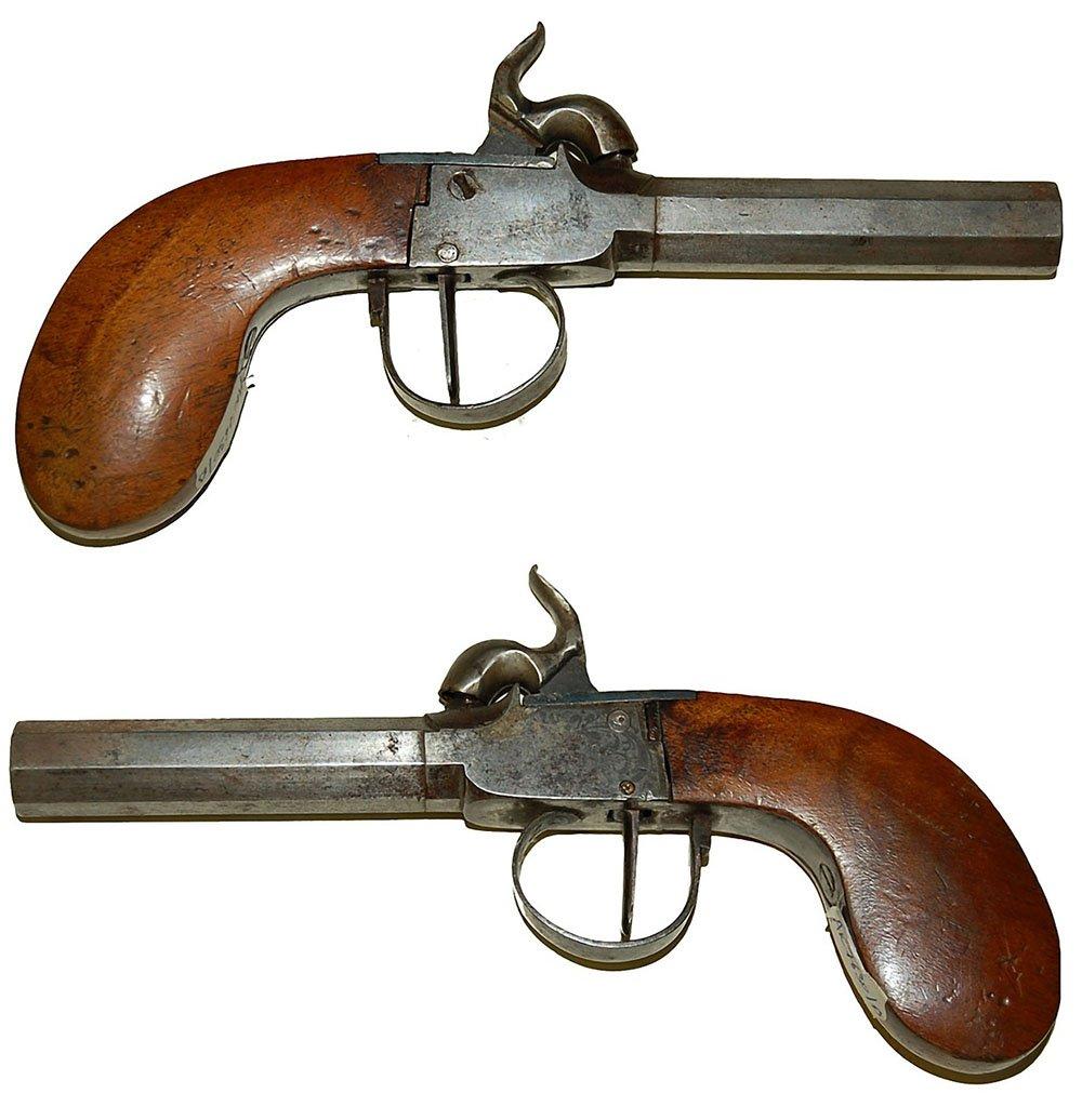 kaksintaistelu ase pistooli