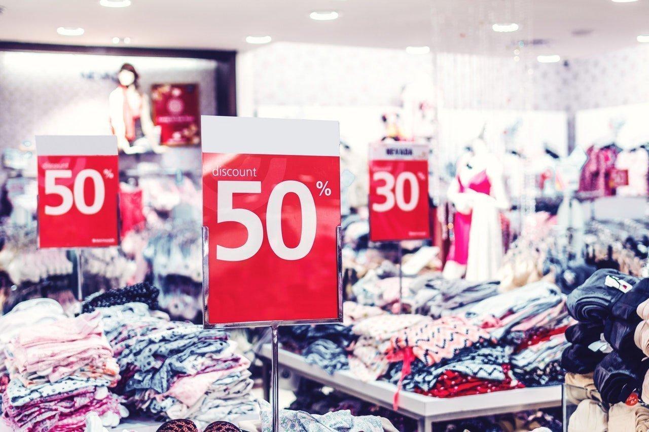 säästäminen vaatteet