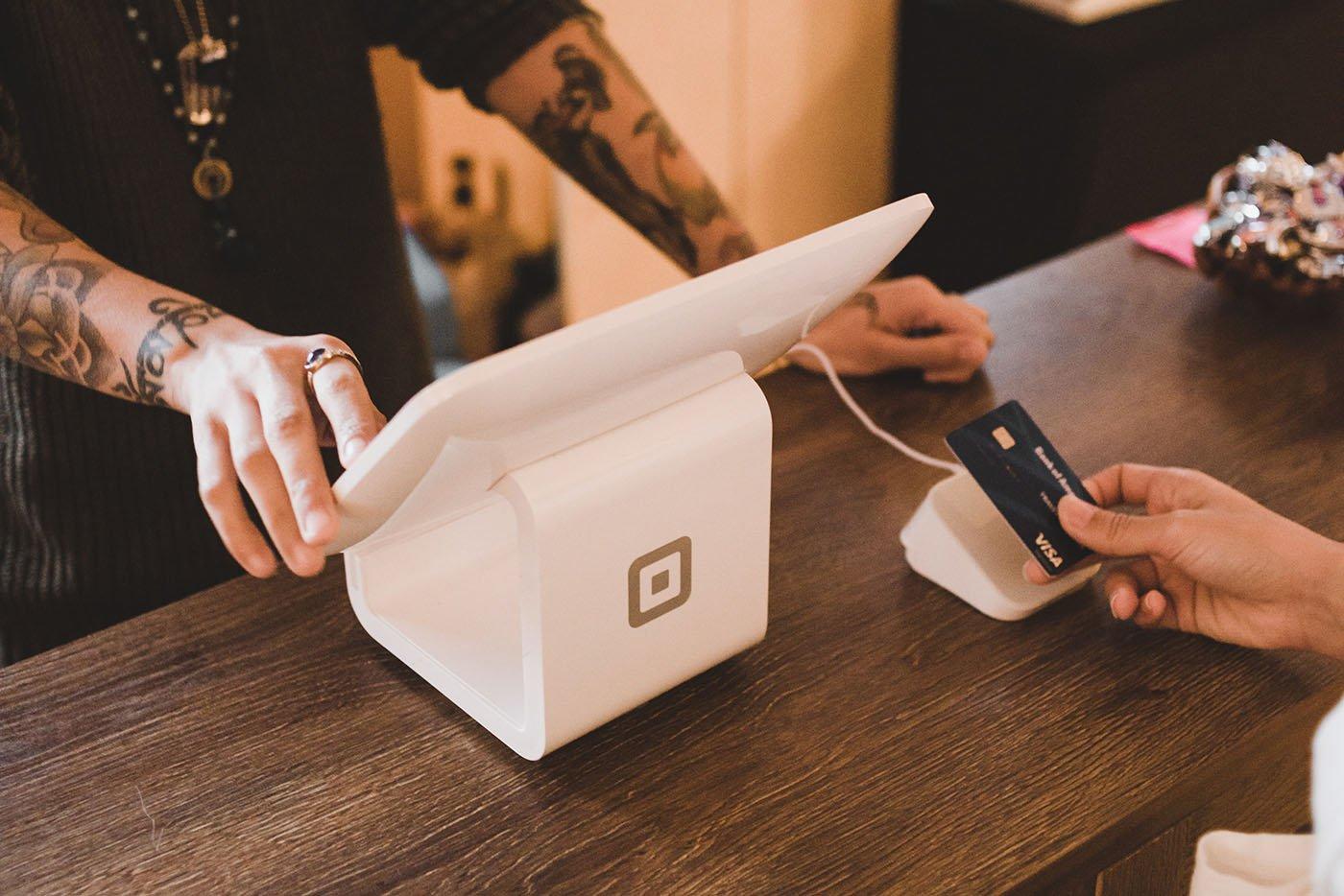 Maksupalvelut ovat siirtyeet tabletteihin.
